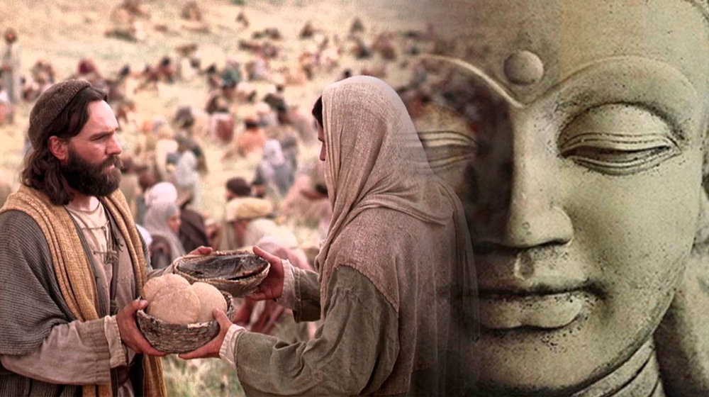 Christianity, Daoism, Buddhism...