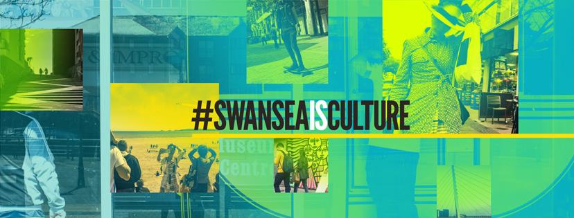 swansea is culture campaign - fanslike agency