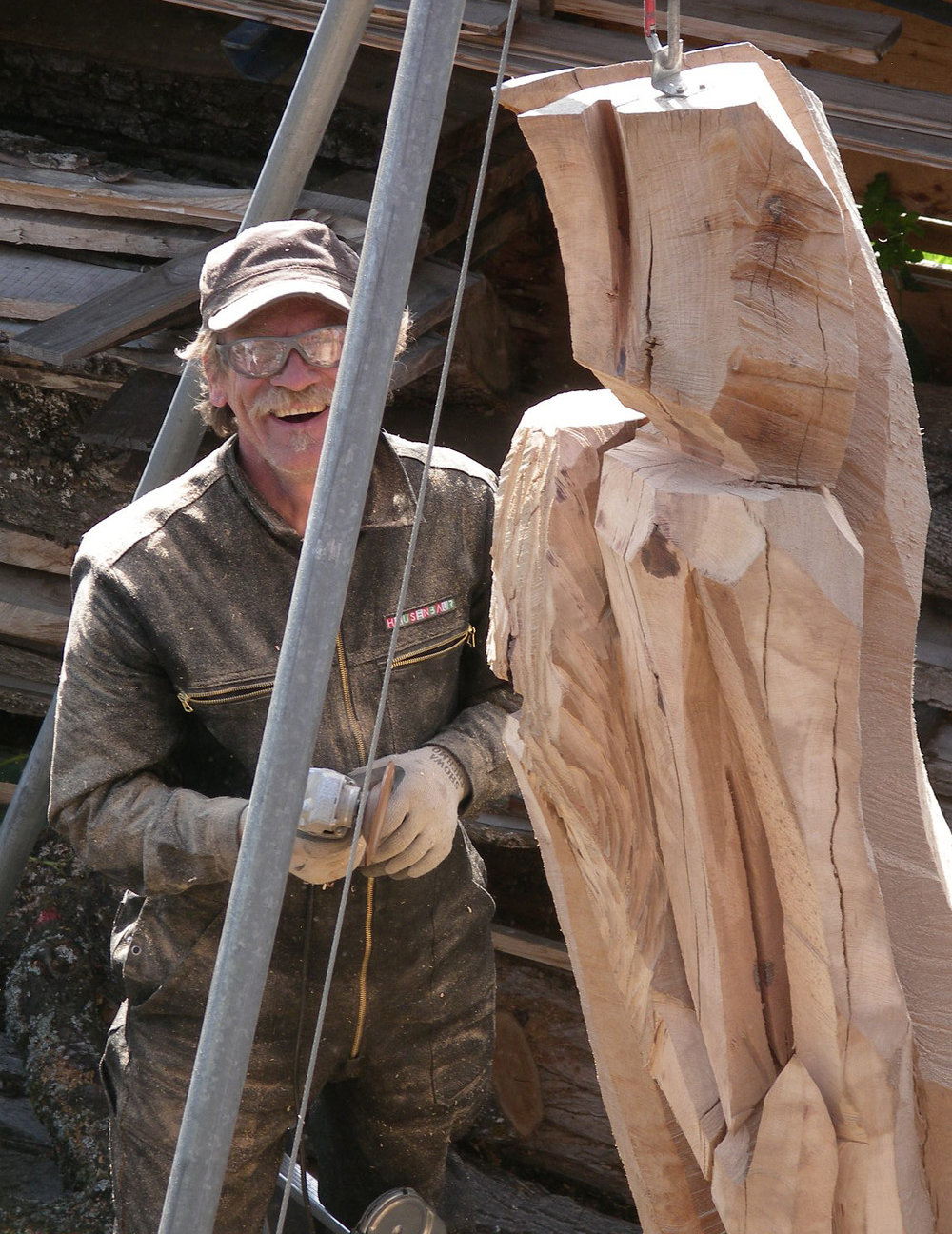 Thomas Hausenbaur - Künstler Holz