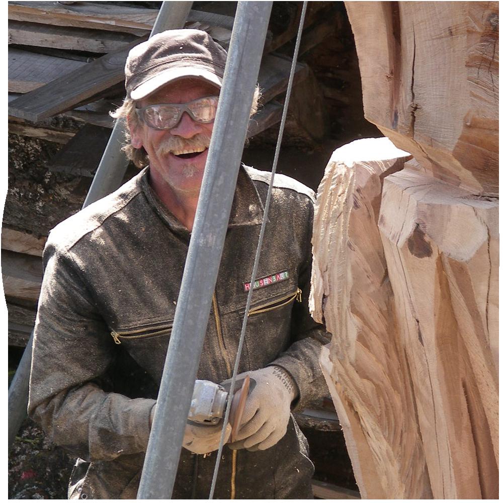 Thomas Hausenbaur - Holz Künstler