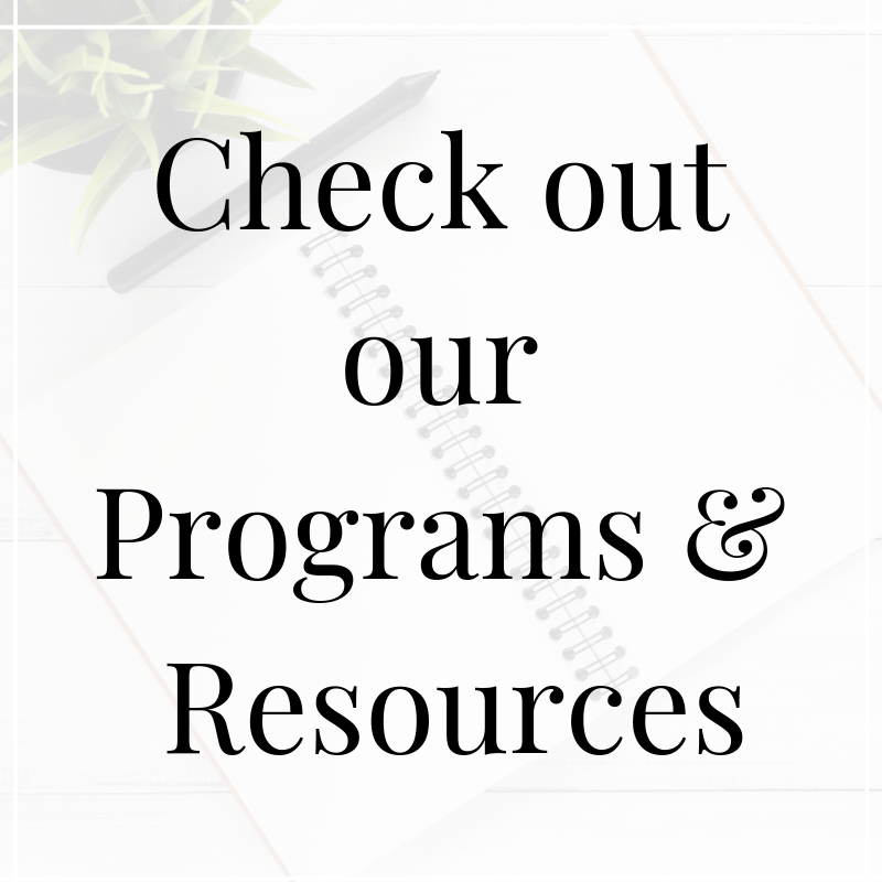 We have programs and resources in the following areas: Finance, Deployment & Resilience, Career & Employment, Mental Health & Wellness and Education.