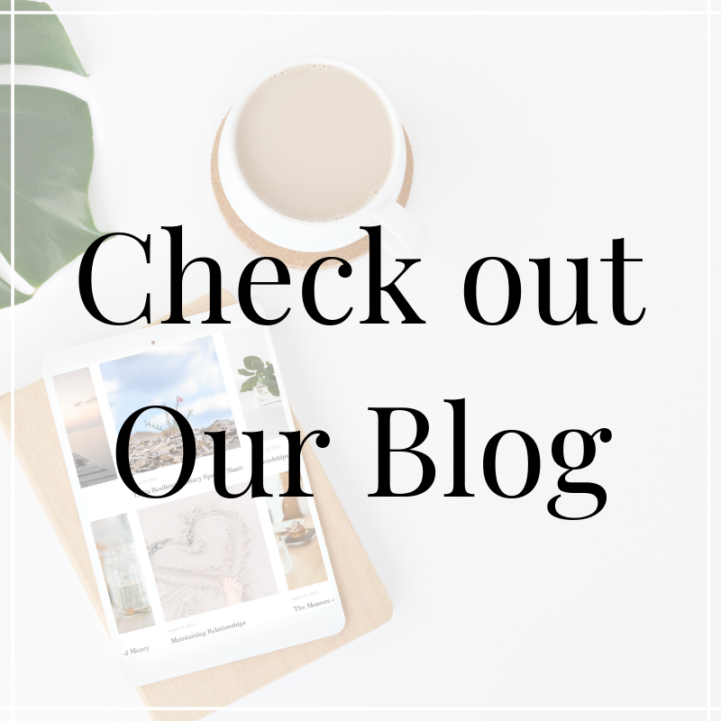 You can find blogs about New Military, Finance, Education, Career & Employment, Mental Health and Deployment & Resilience!
