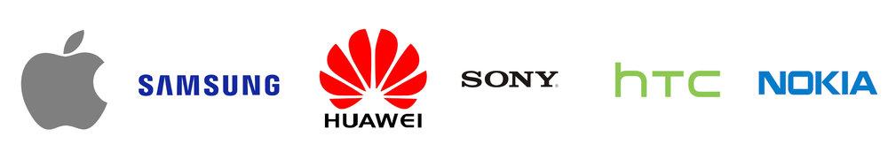 Slider mit Apple, Samsung, Huawei, Sony, HTC, Nokia.jpg