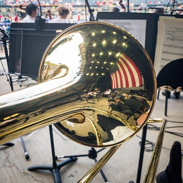 Happy Independence Day! #trombone #bachbrass