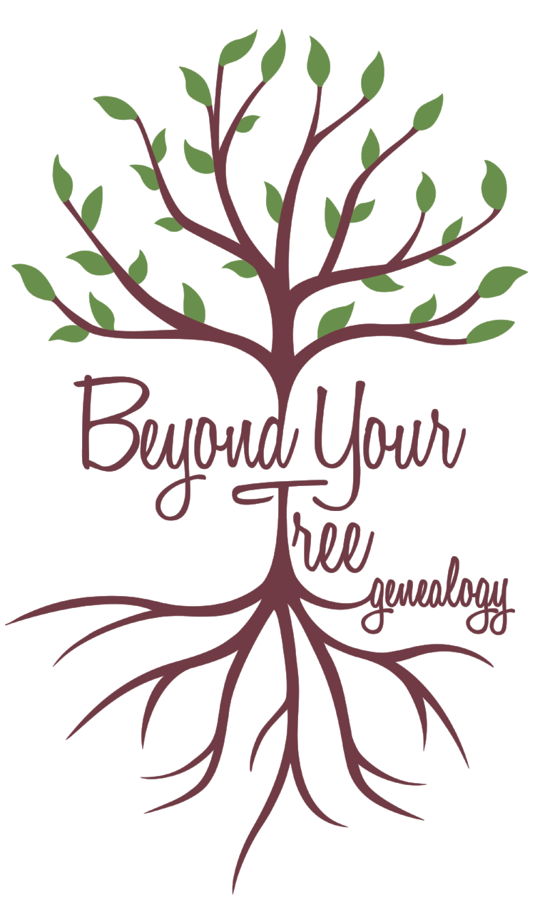 Beyond Your Tree Genealogy