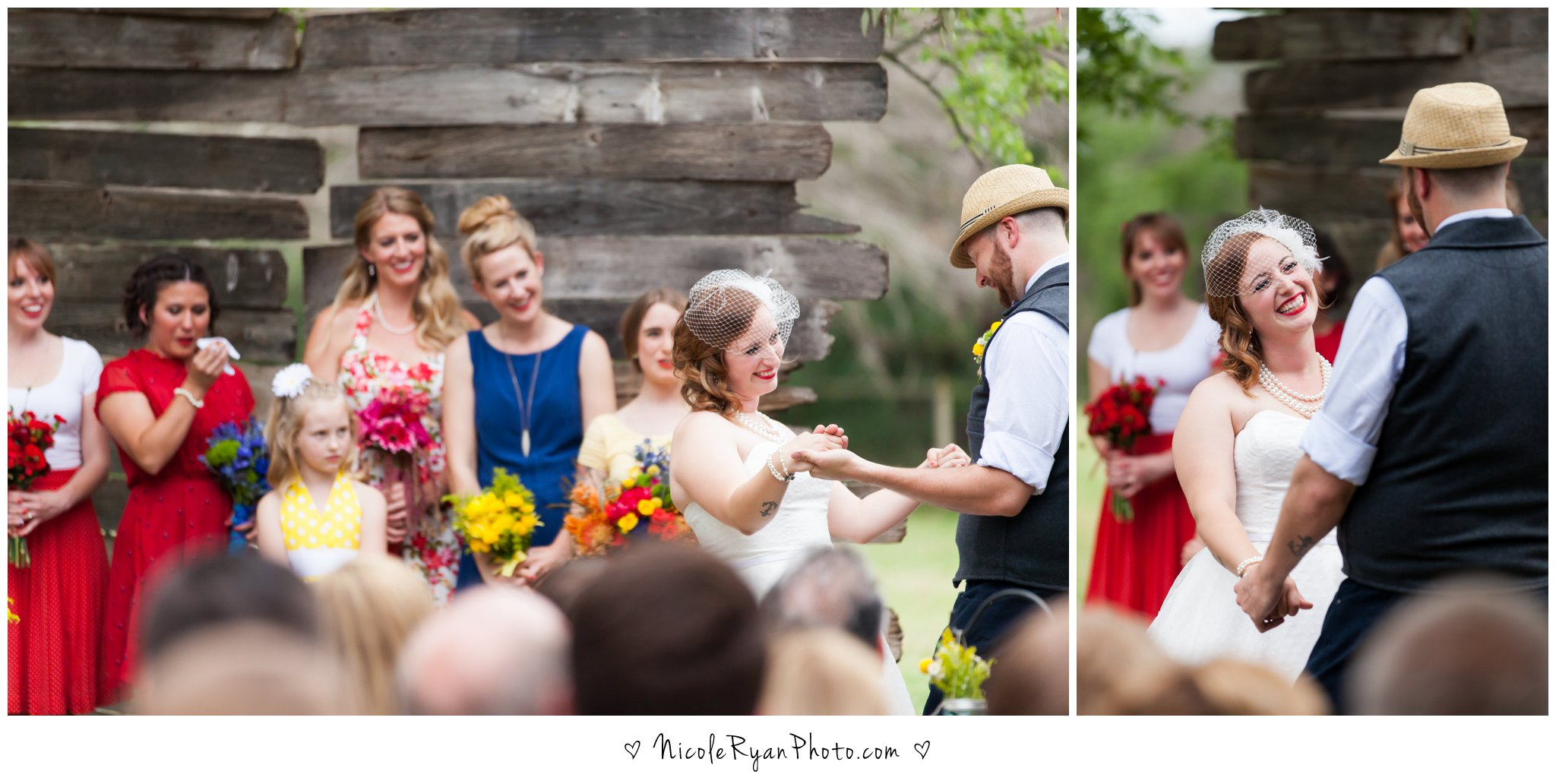 Cedar Bend Events Wedding by Nicole Ryan Photography in Austin, Texas
