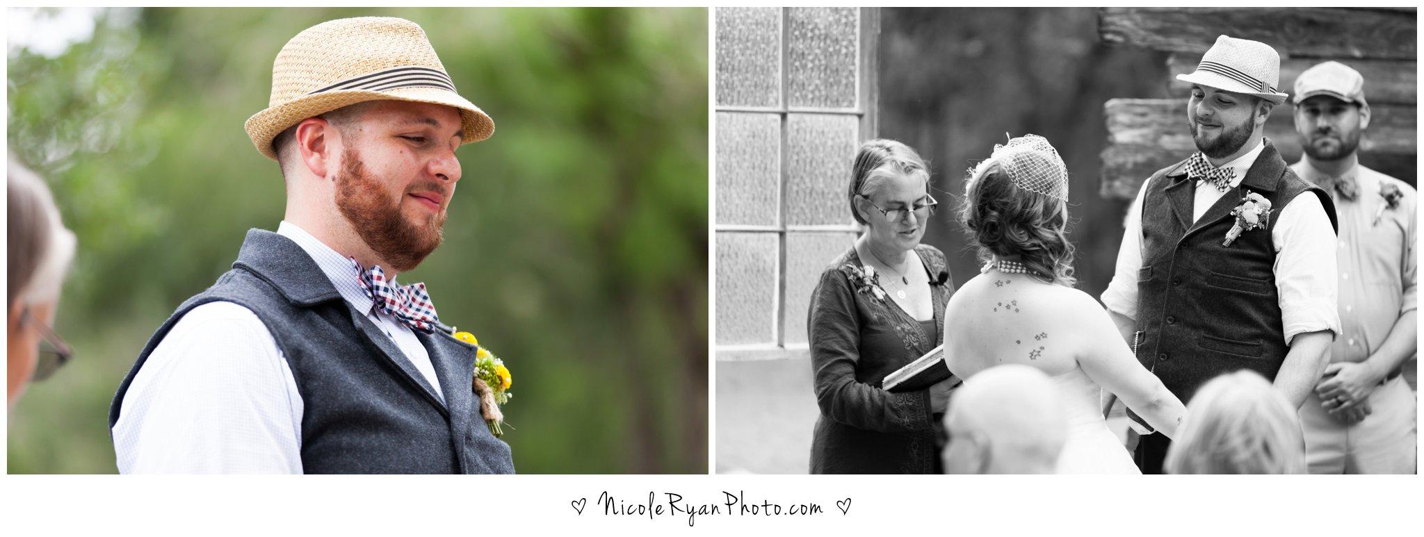 Cedar Bend Events Wedding by Nicole Ryan Photography in Austin, Texas