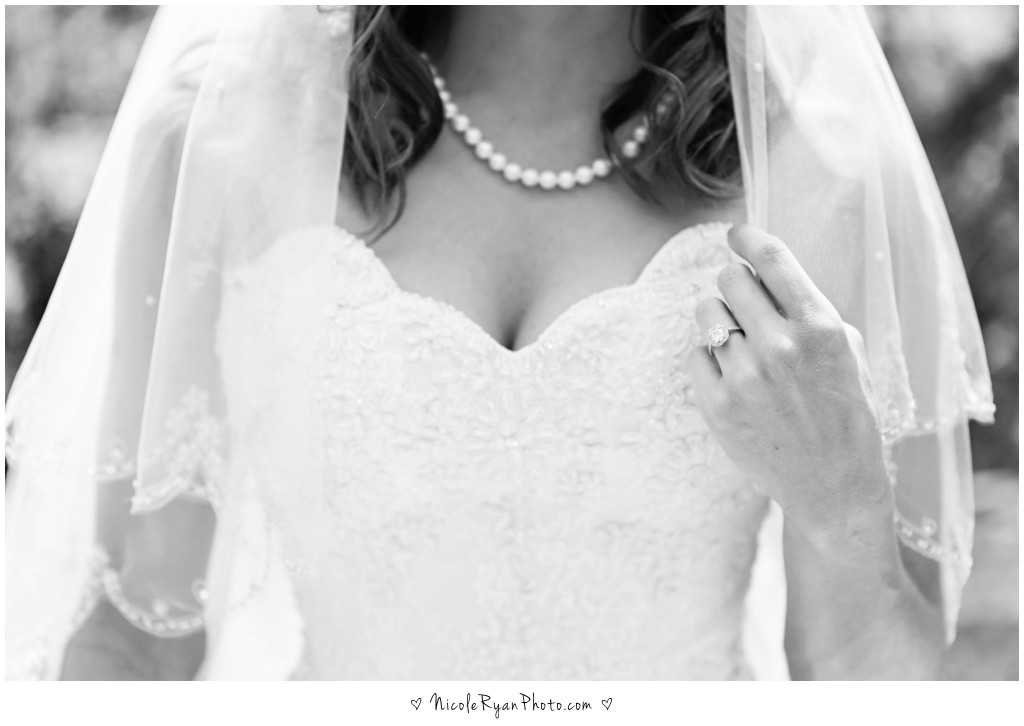 Memory Lane Bridal Portraits by Nicole Ryan Photography