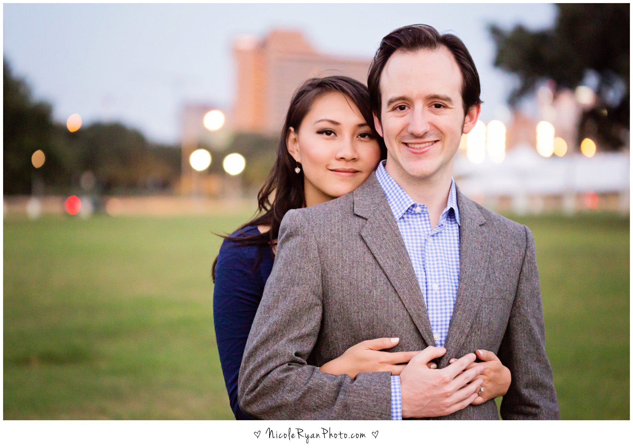 Engagement Portraits in Austin, TX | Butler Park, Mozart's Coffee, The Frisco