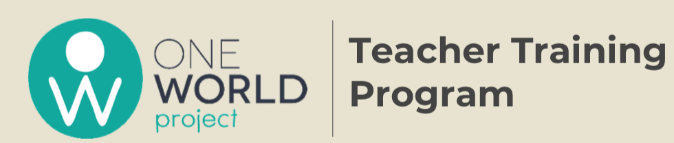 Unique and dynamic program for training Spanish-immersion teachers at One World Project.