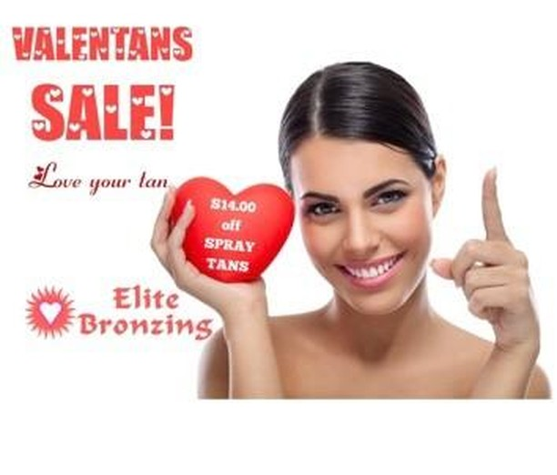 There's still time to take advantage of our Valentine's Sale from 2/11-2/14! Savings taken at time of service when you book online. #elitebronzing #haverhillmassachusetts #haverhillma #thisishaverhill #spraytan #weguaranteeourtans #customspraytan #haverhillsalon #haverhillmakeupartist #salemnh #derrynh #hampsteadnh #plaistownh #methuenma #andoverma