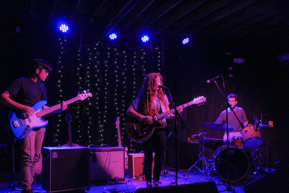full band @ the mothlight 7/16