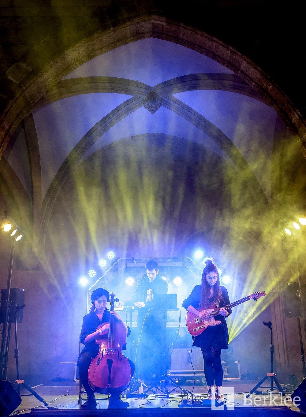 Guitar Compositions - Mischievous Live at Innovation En Vivo