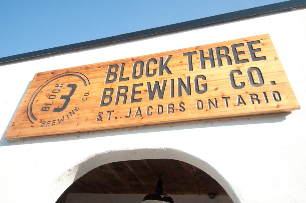 Block 3 Brewing