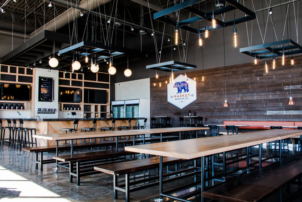 Market Brewery | Taproom