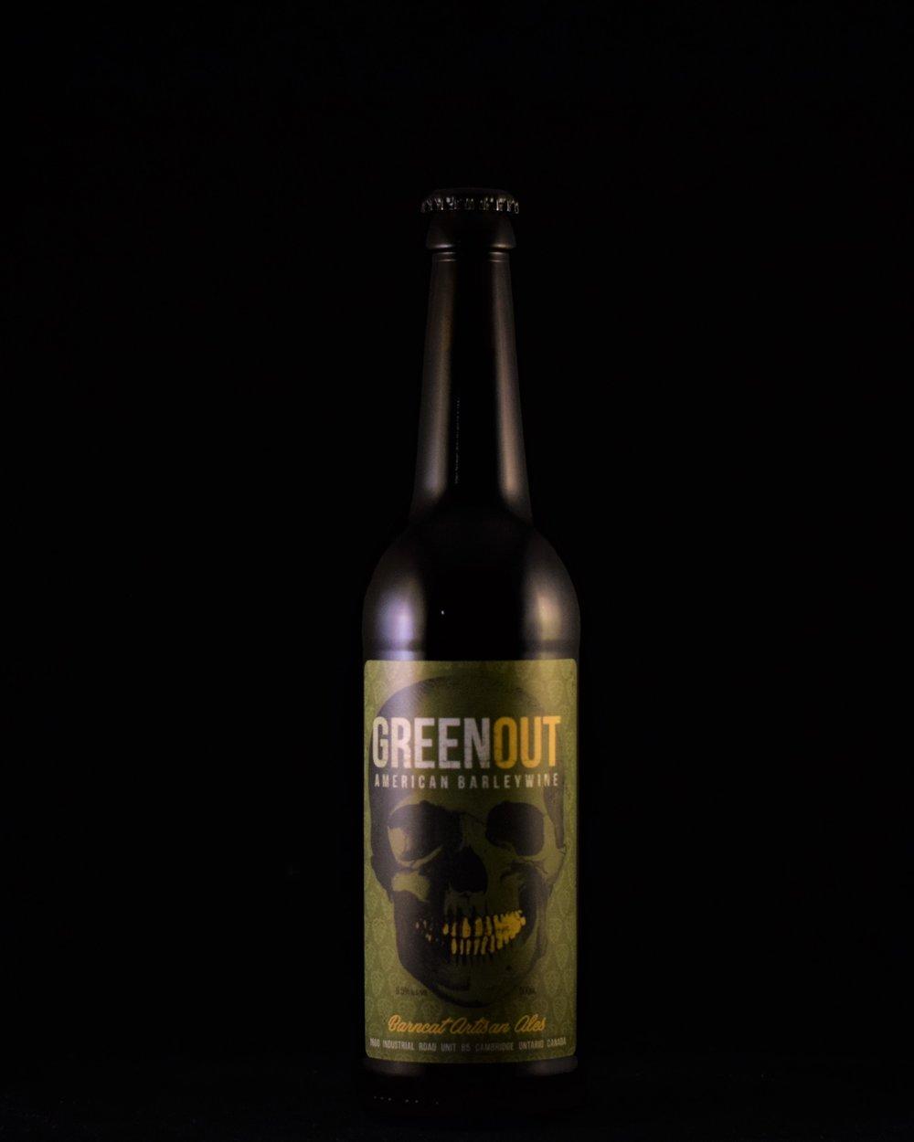 Barncat |Greenout -