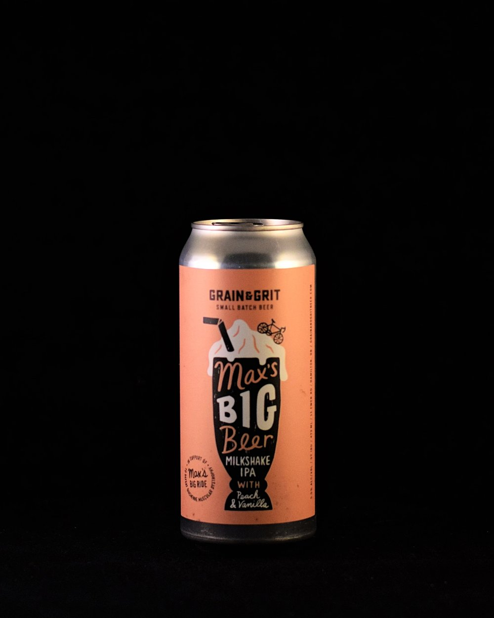 Grain & Grit - Max's Big Beer