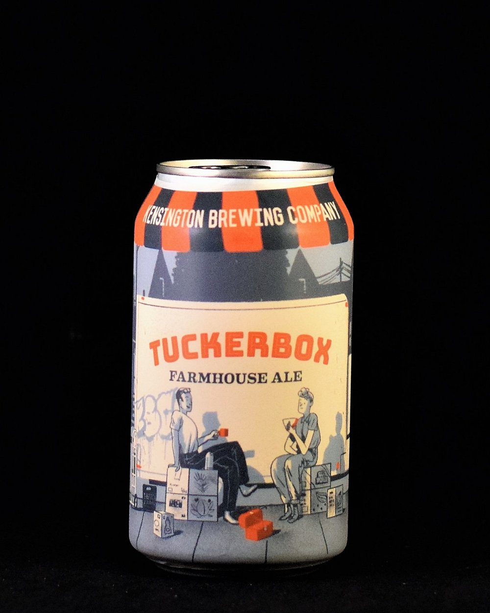 Kensington - Tuckerbox