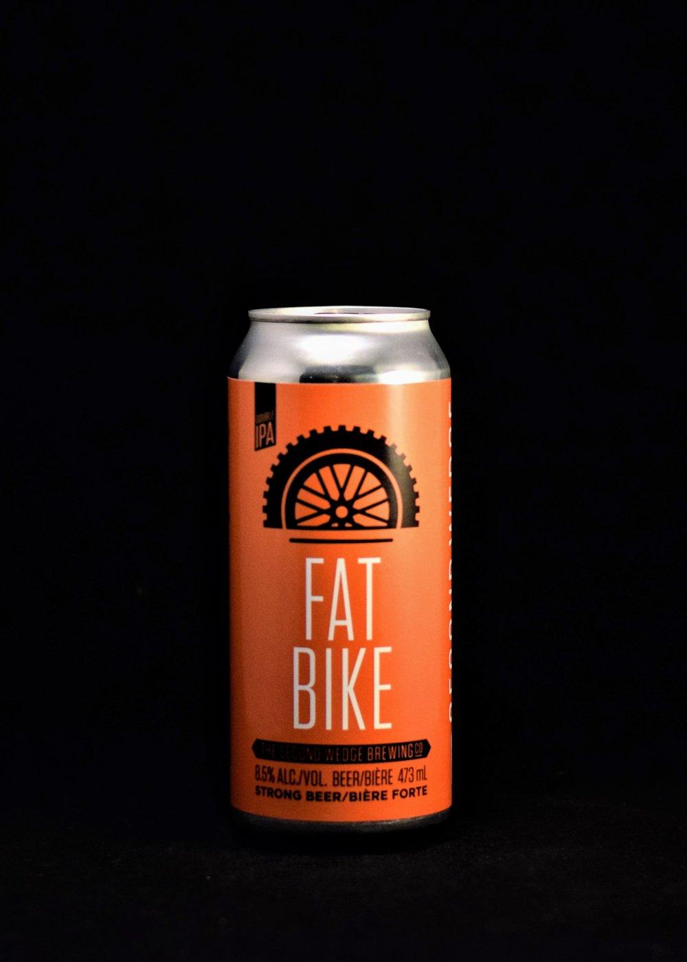 Second Wedge - Fat Bike