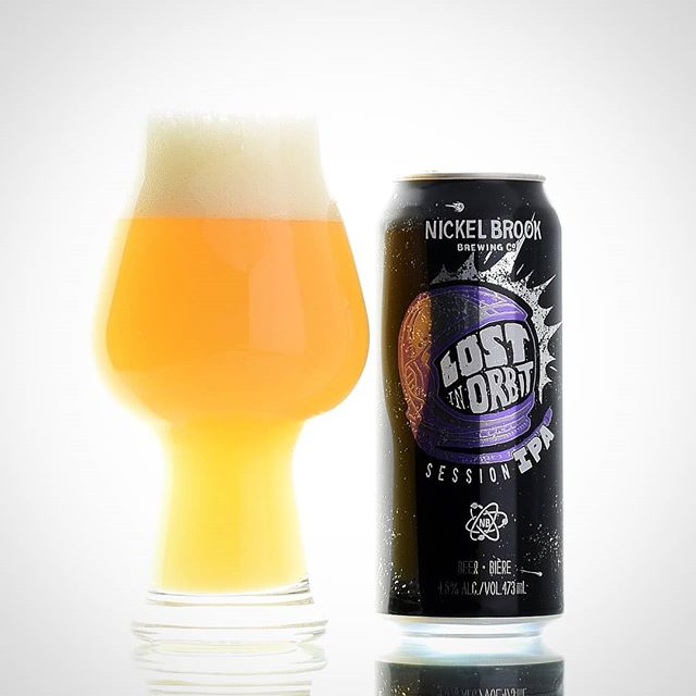 It's great to find a full flavored session IPA. This one from Nickelbrook is fantastic! #ontariocraftbeer