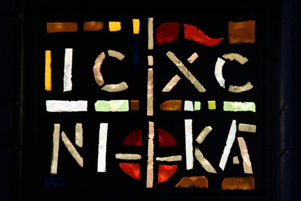 The Greek Cross
