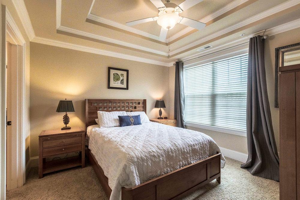 bedroom rental