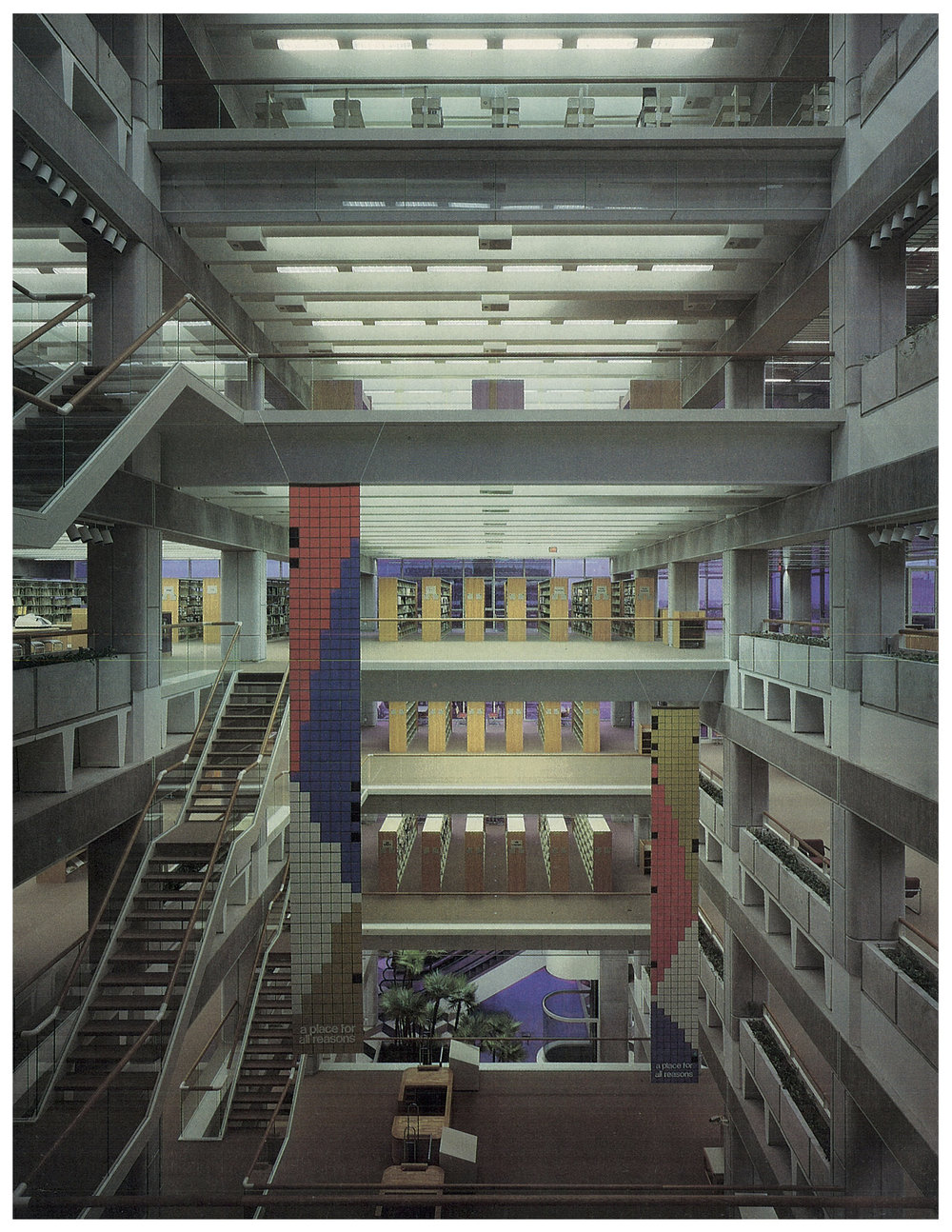 BROWARD COUNTY LIBRARY w/ Marcel Breuer Associates