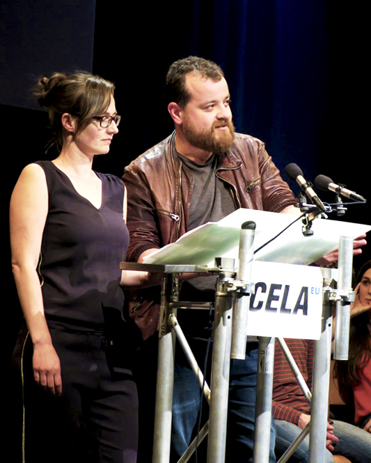 CELA Europe - Connecting Emerging Literary Artists