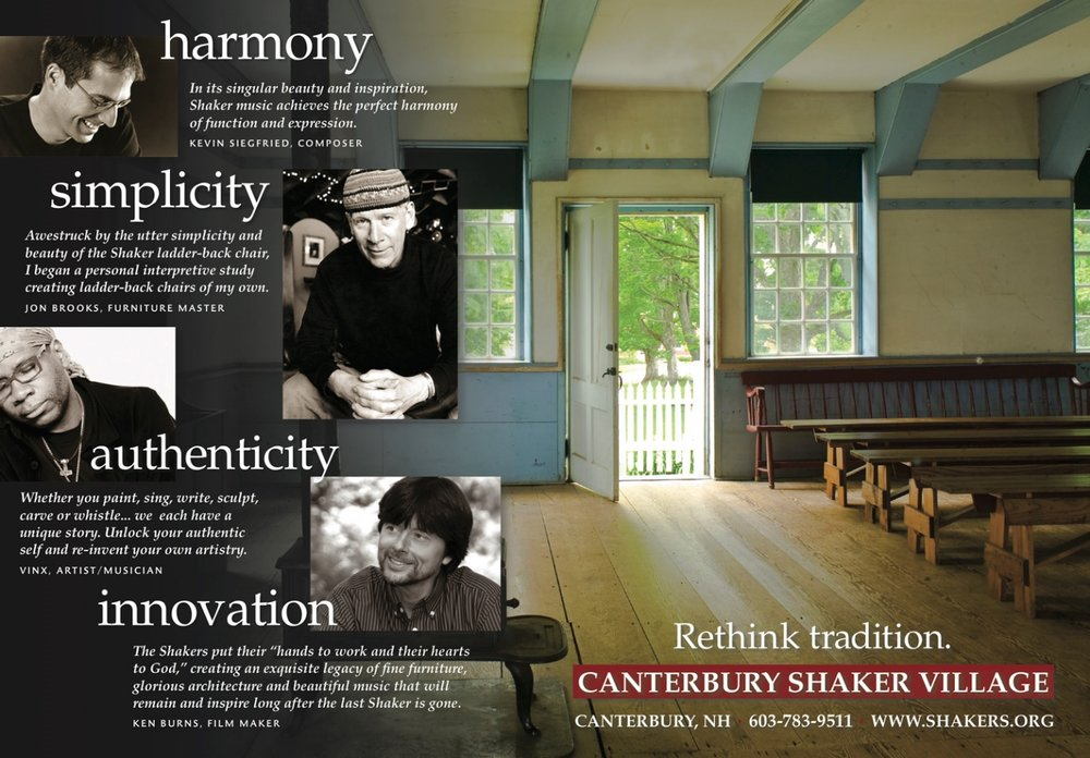 Print advertising placed in NH Home Magazine