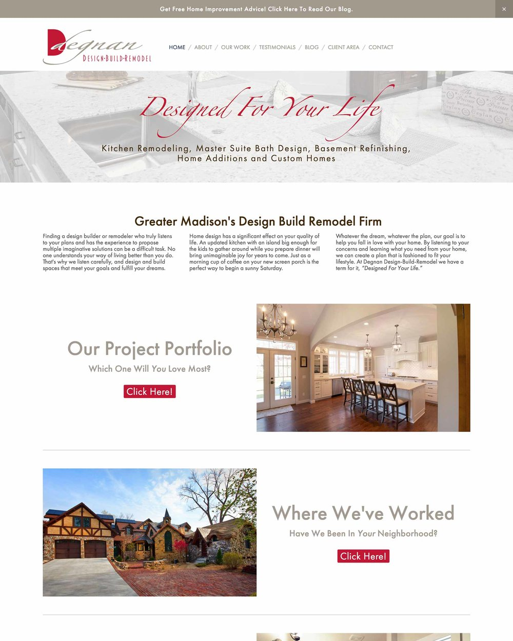Degnan Design-Build-Remodel - A Second-Generation Family-Owned Residential Design-Build Firm