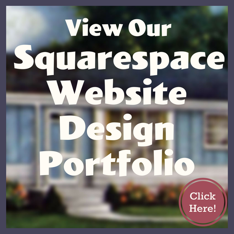 View Our Squarespace Website Portfolio