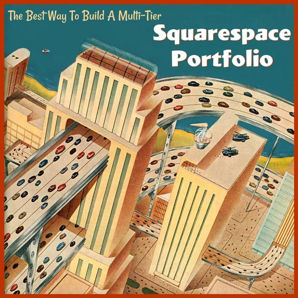 How To Build A Search Engine Optimized Portfolio On Squarespace