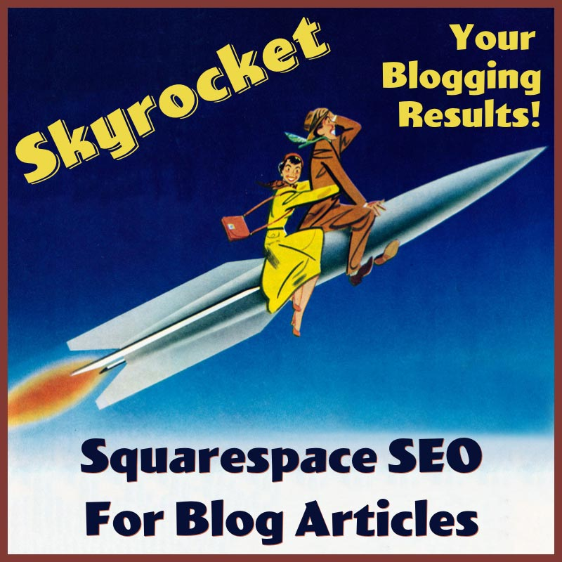 Squarespace SEO Formatting a Blog Article