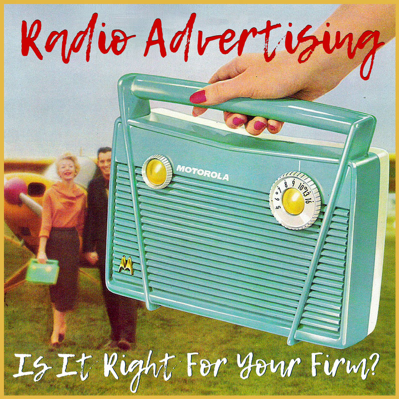 Is Radio Advertisng Right For Your Remodeling Firm?