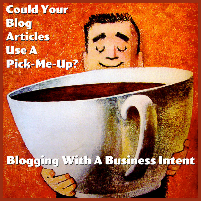 Why Blogs Fail - Blogging with a Business Intent