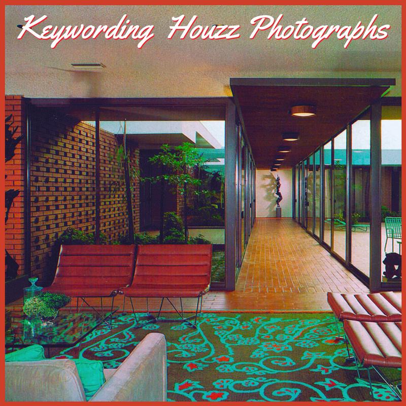 Choosing Keywords For Houzz Photographs