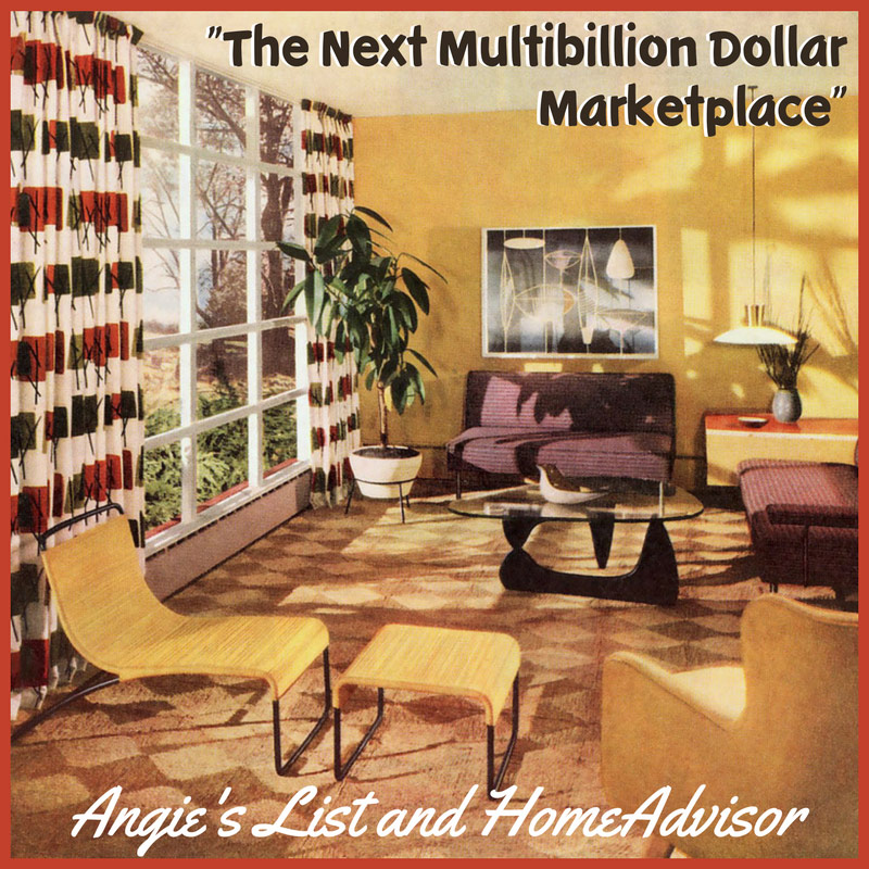 What The Merger Between Angie's List and HomeAdvisor means to home service firms