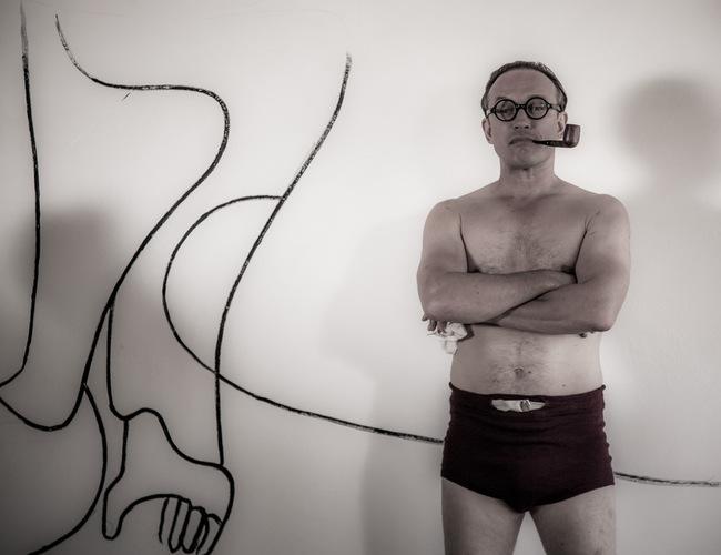 Julian Lennon, original photo on Houzz