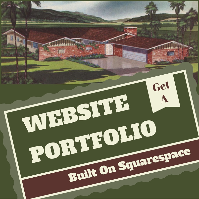 It's Easy To Build a Website Portfolio That Attracts Clients On The Squarespace CMS