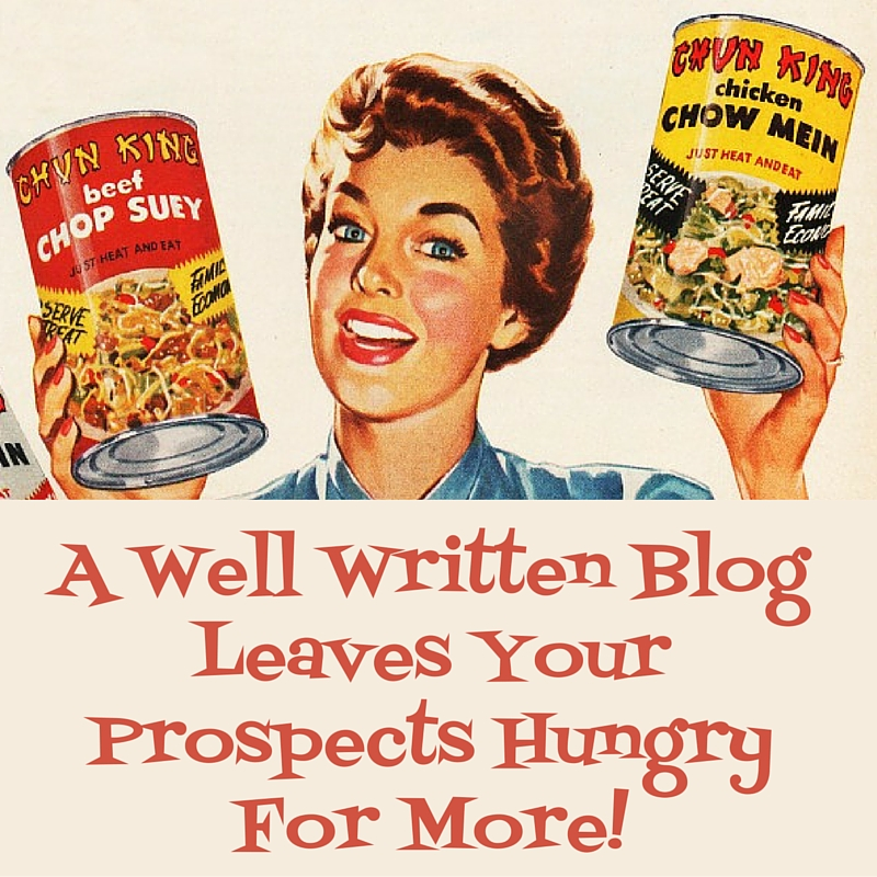 A blog Is Evergreen Content That Attracts Leads For Years To Come!