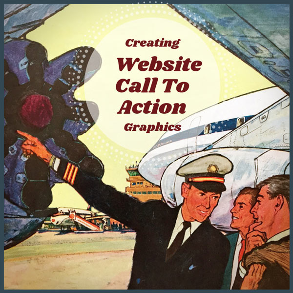 How To Create A Website Call To Action Graphic