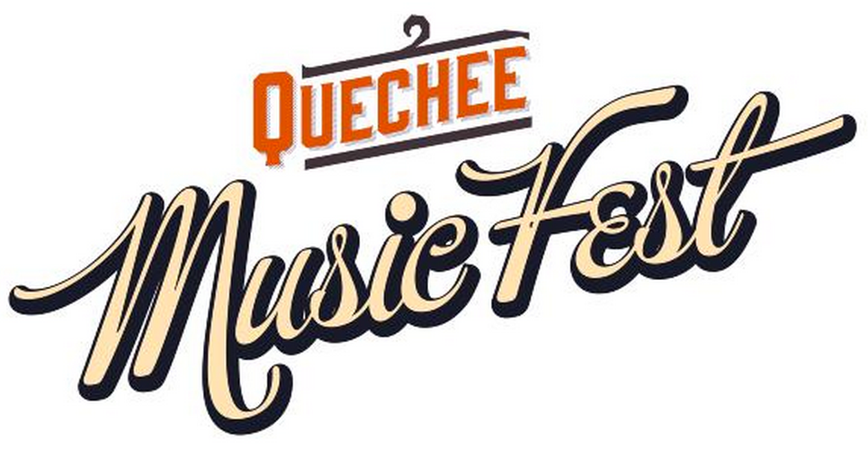 Crwodsourced Logo Created for Quechee Music Fest