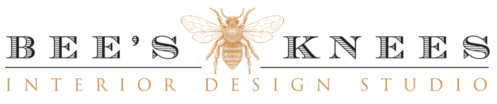 Logo for Bee's Knees Interior Design