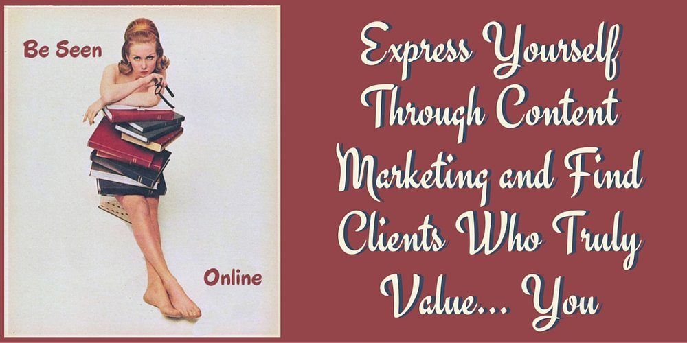 Content Marketing Allows Interior Designers to Convey a Brand Identity That Attracts The Type of Clients The Fot Your Firm
