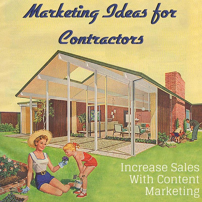 Construction Firm Marketing Ideas