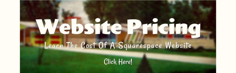 Learn the Cost of a Squarespace Website Design