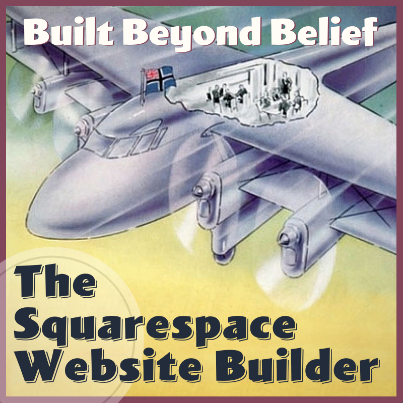 The advantages of the Squarespace Website Builder