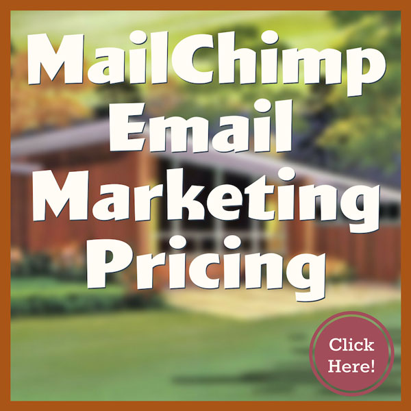 MailChimp Email Marketing Pricing