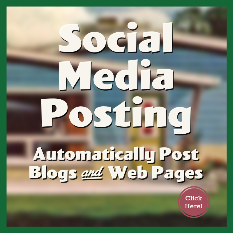 Social Media Management Automatic Posting
