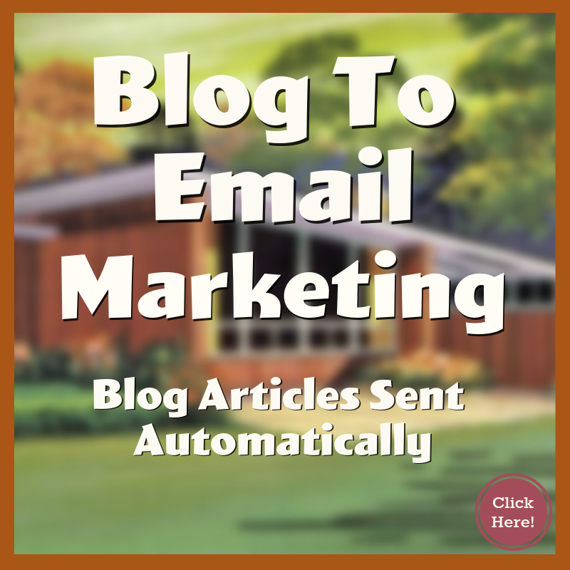 Blog Articles Automatically Sent Using Email